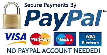 PayPal ti offre una sicurezza completa quando paghi online utilizzando i suoi strumenti, tecnologie e preziosi consigli in caso di frode.